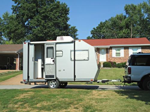 Camplite trailer